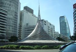 JR名古屋駅前ロータリー