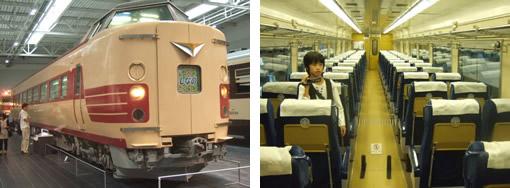 振り子式電車
